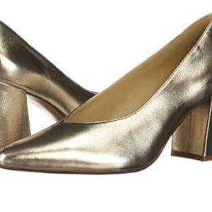 Naturalizer Hope Pumps, Gold